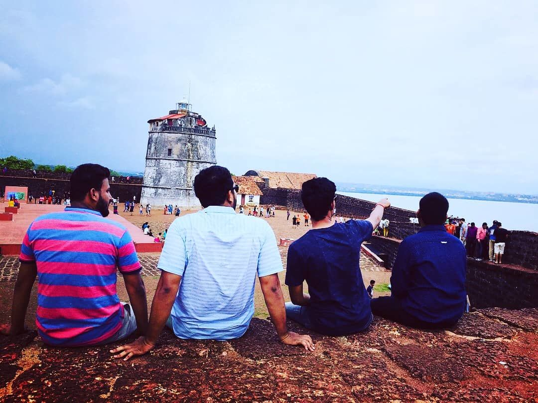 Photo of Aguada Fort Area By Akshay Kate