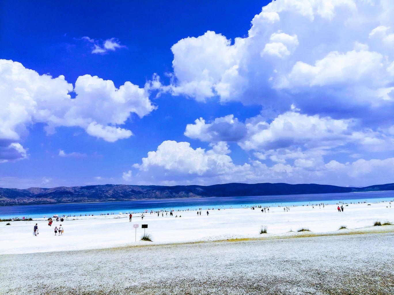 Photo of Lake Salda By Charu Vashist