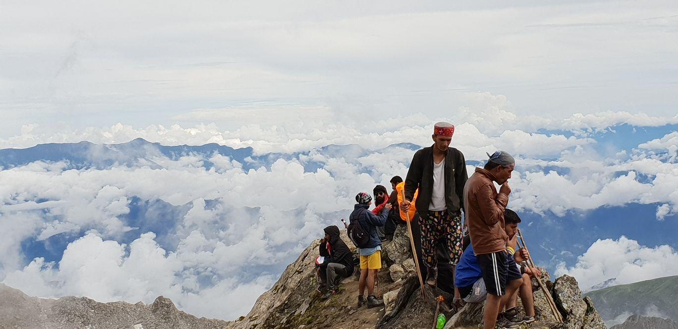 Photo of Himalayas By Bharat Gupta