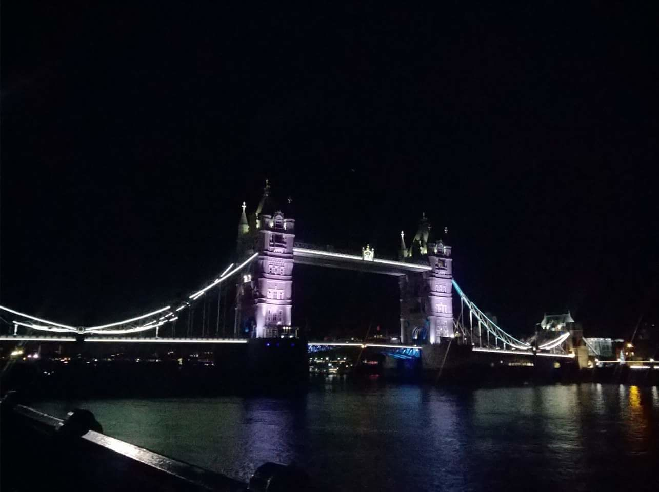 Photo of Tower Bridge By Nora Lee
