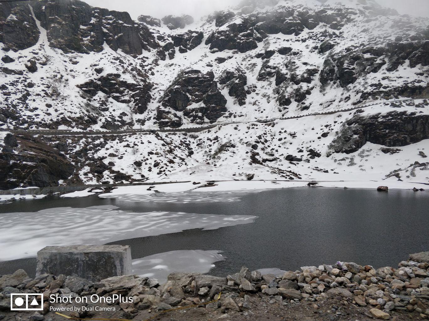 Photo of Changu Lake By Anubha Vivek Singh