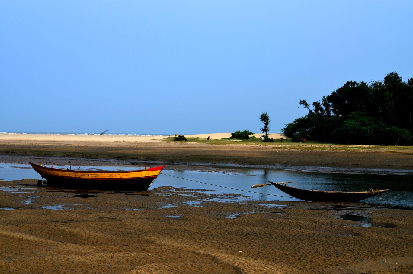 Photo of Talsari Beach By Kanailal Jana