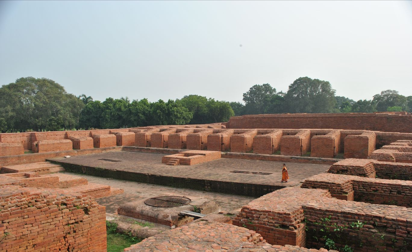 Photo of Nalanda By Kanailal Jana