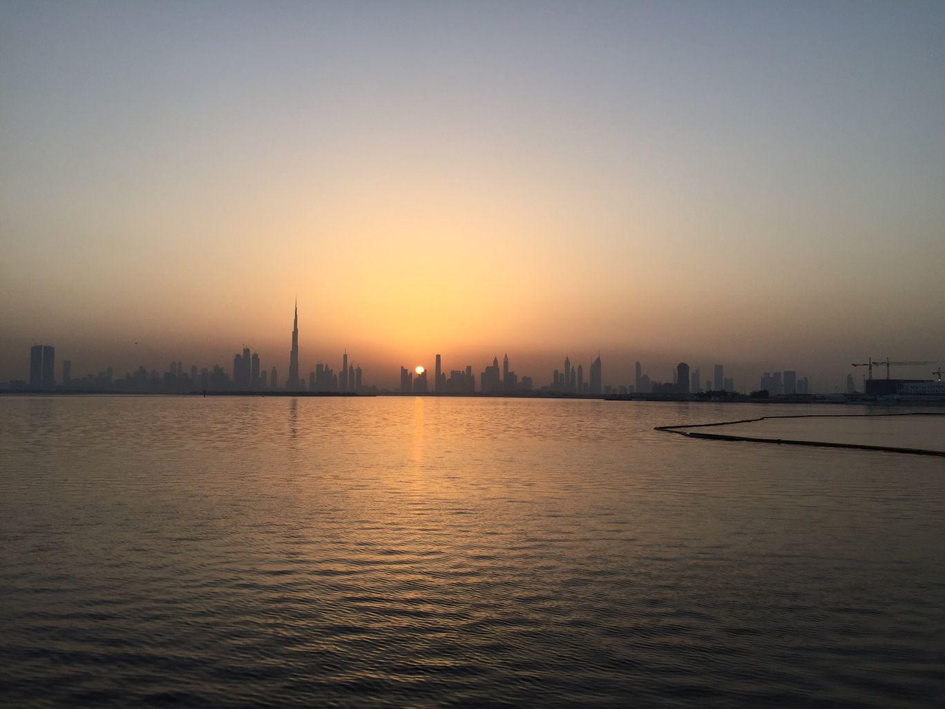 Photo of Dubai Creek - Dubai - United Arab Emirates By aana Shah