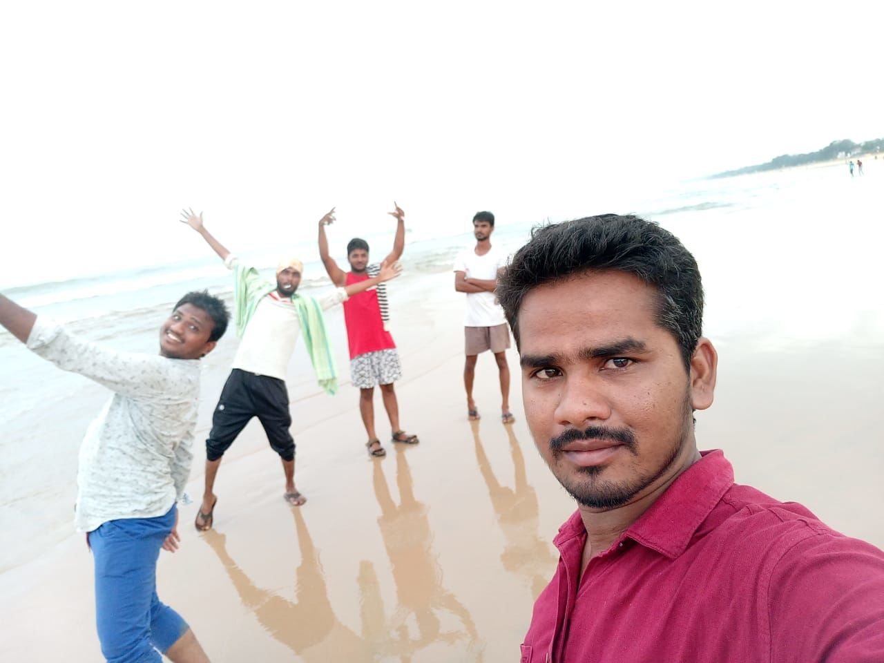 Photo of Baga Beach By Kukati Sanjay Kanna