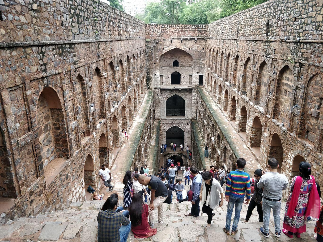 Photo of Ugrasen ki baoli By harshit manzhi