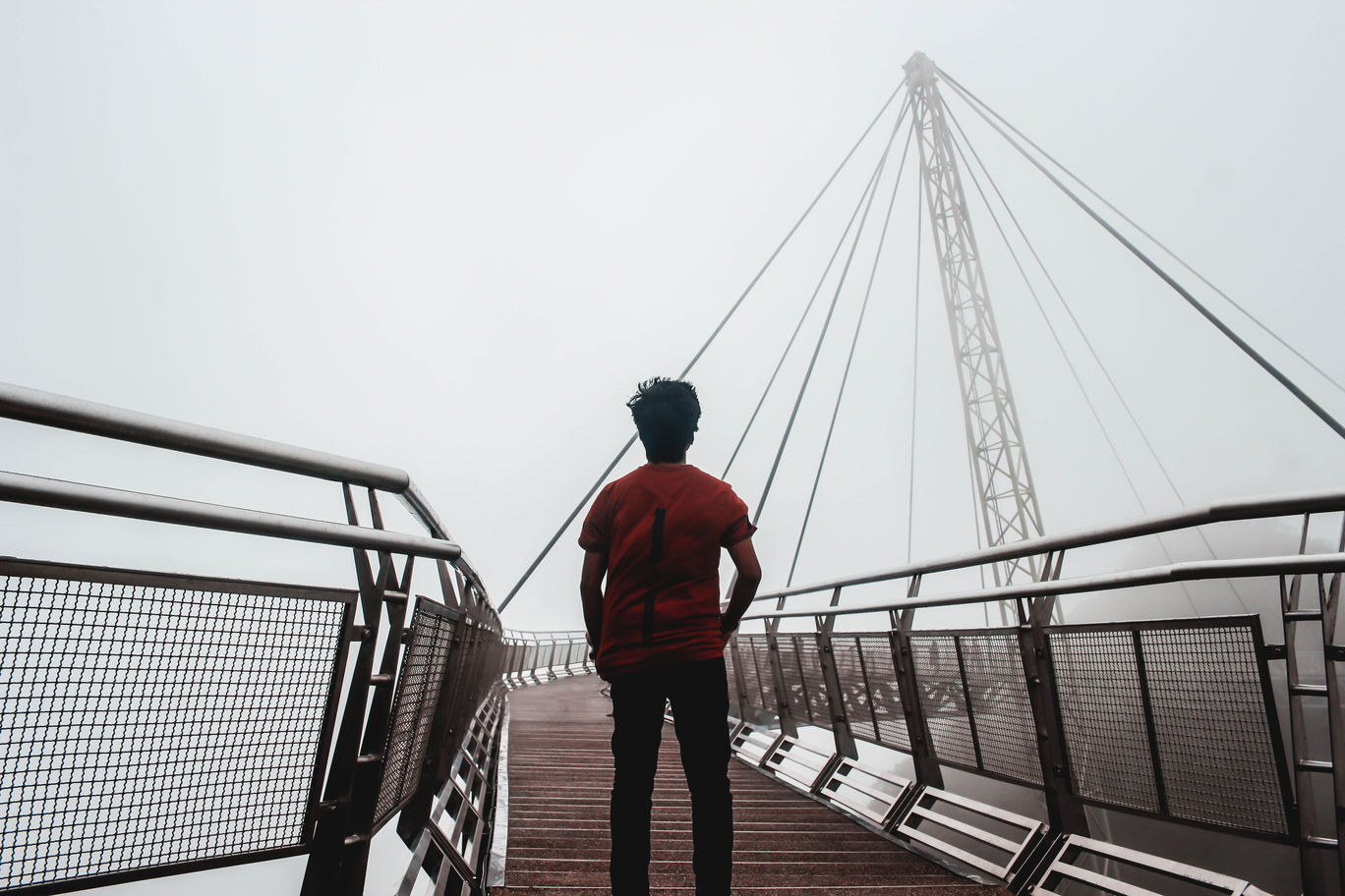 Photo of Langkawi Sky Bridge By Abhijit Basak