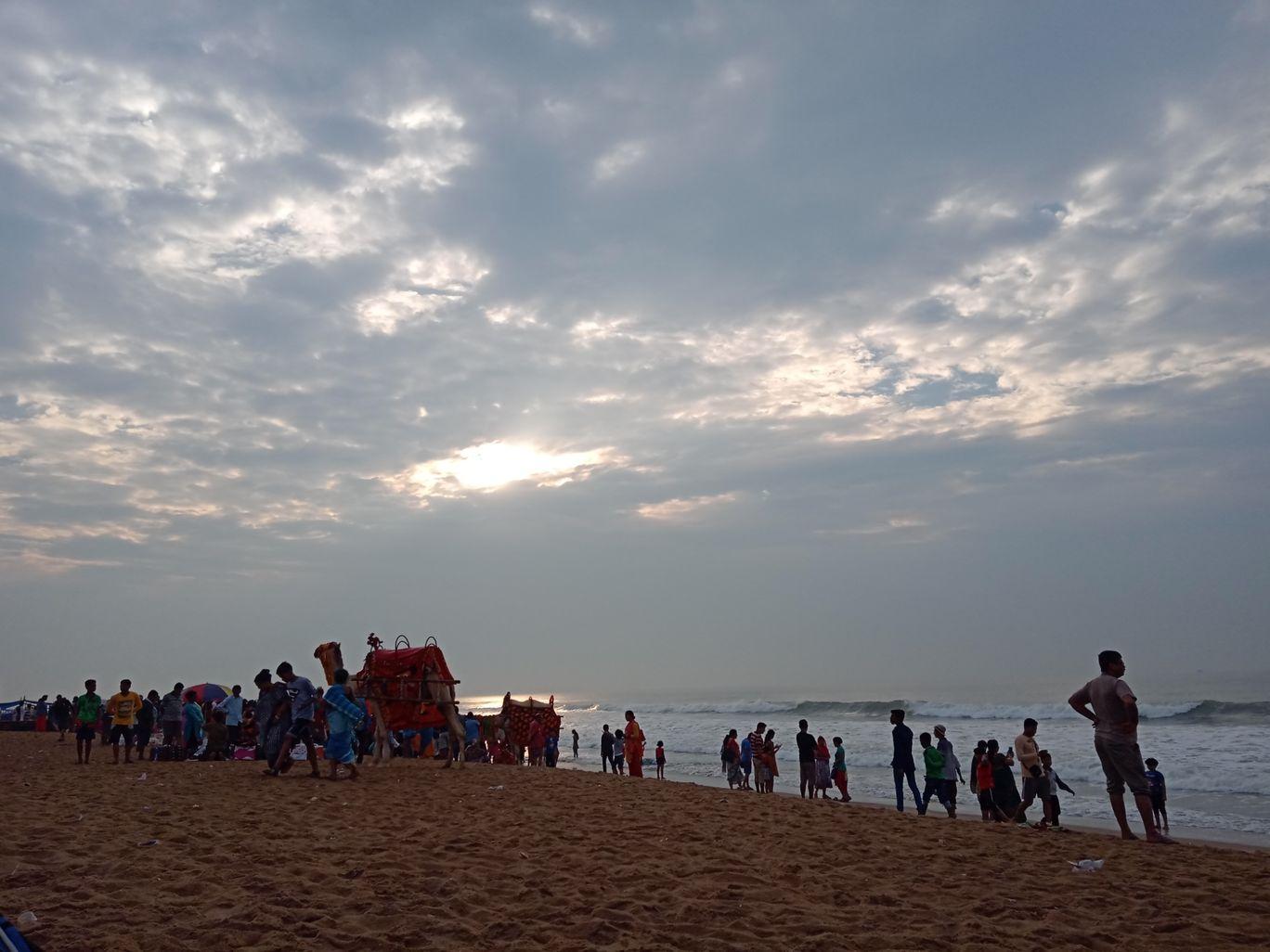 Photo of Golden Beach By sanjoy
