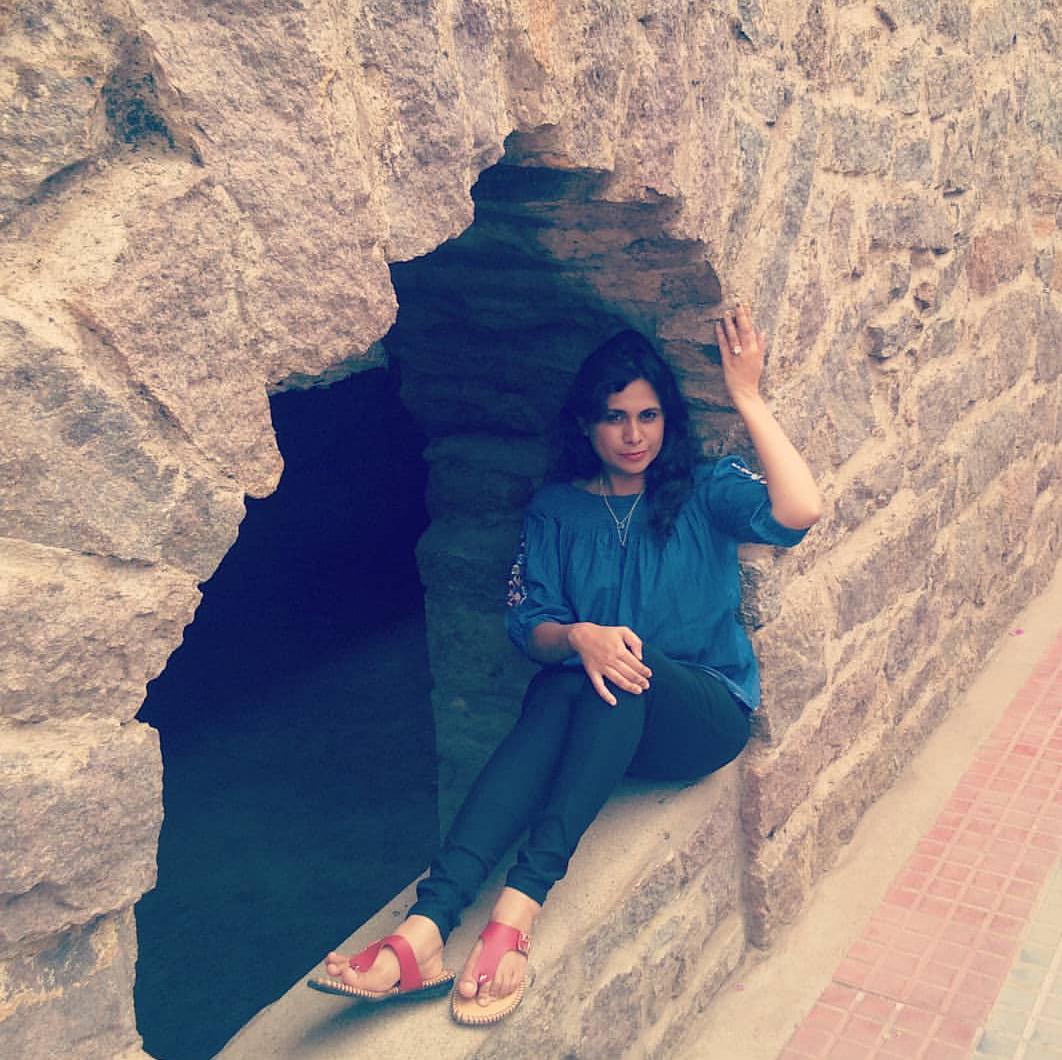 Photo of Golconda Fort By A P Sapna Lekha