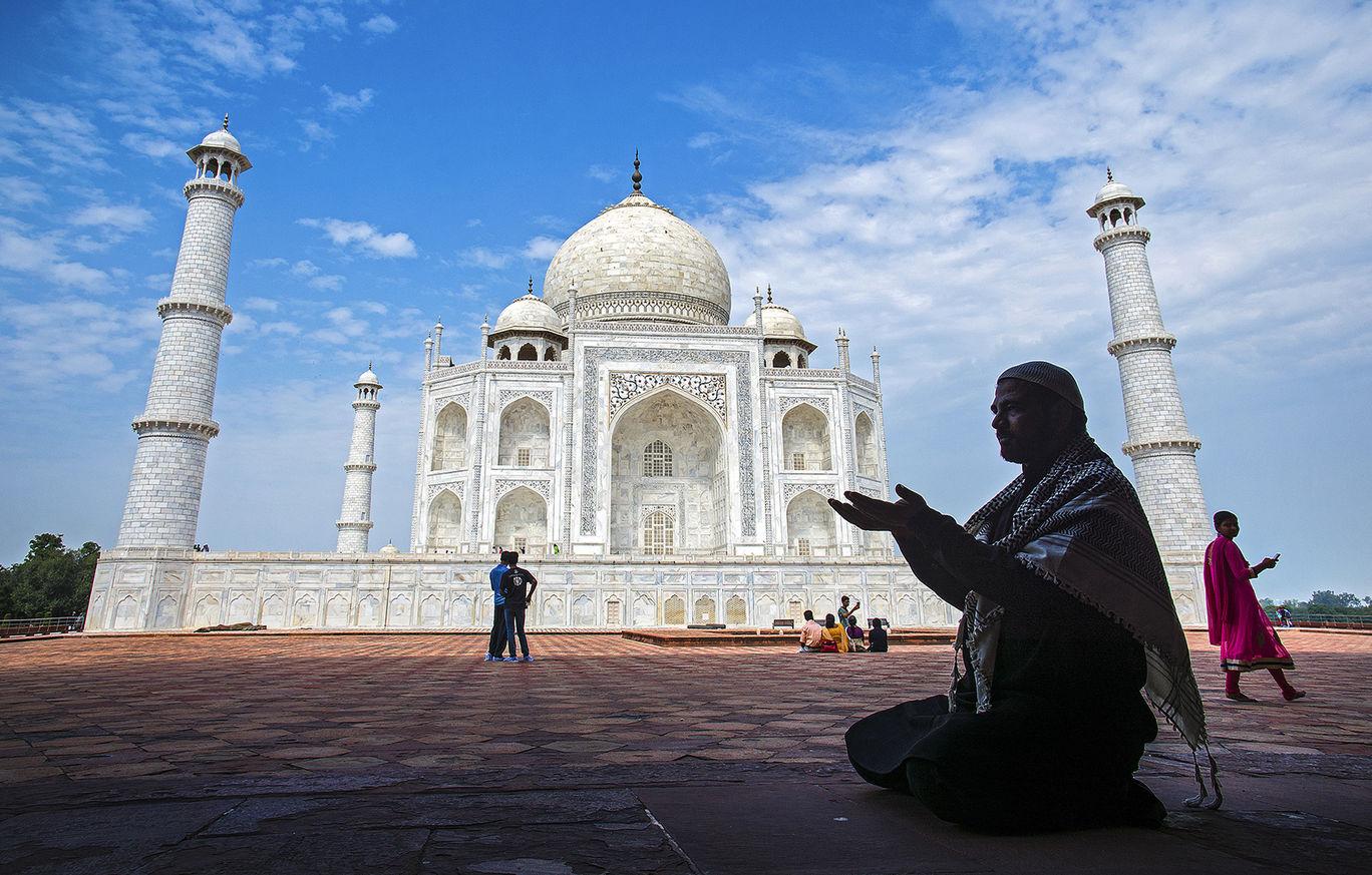 Photo of Agra By Pranab Basak