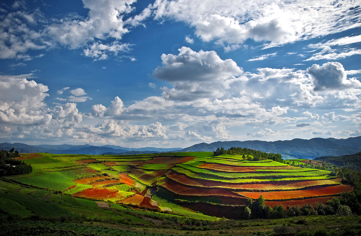 Photo of Dongchuan By Pranab Basak