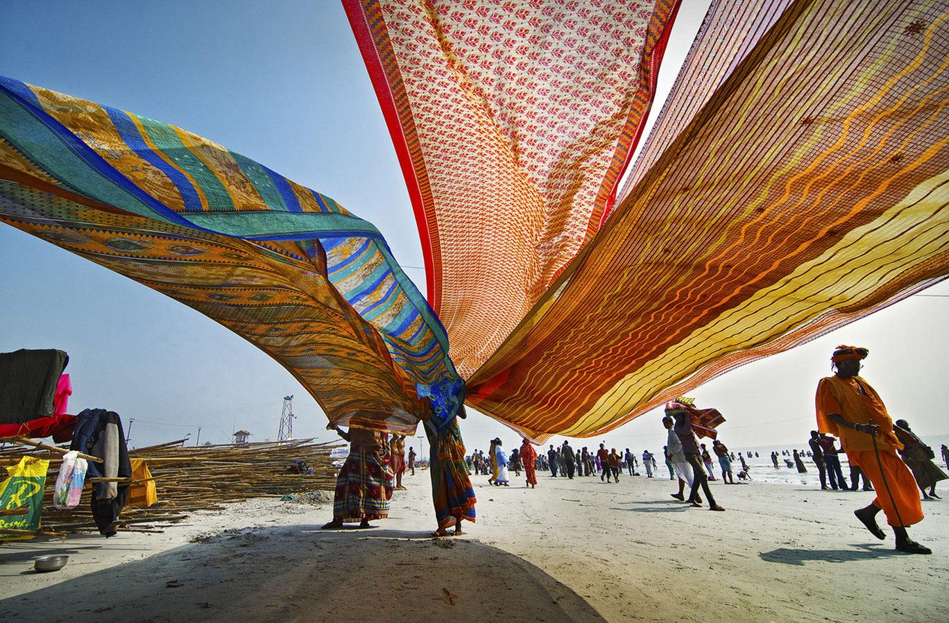 Photo of Gangasagar By Pranab Basak