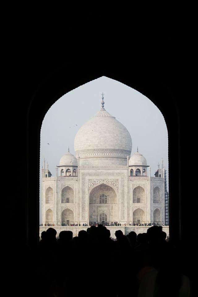 Photo of Taj Mahal By Rohit Kamble