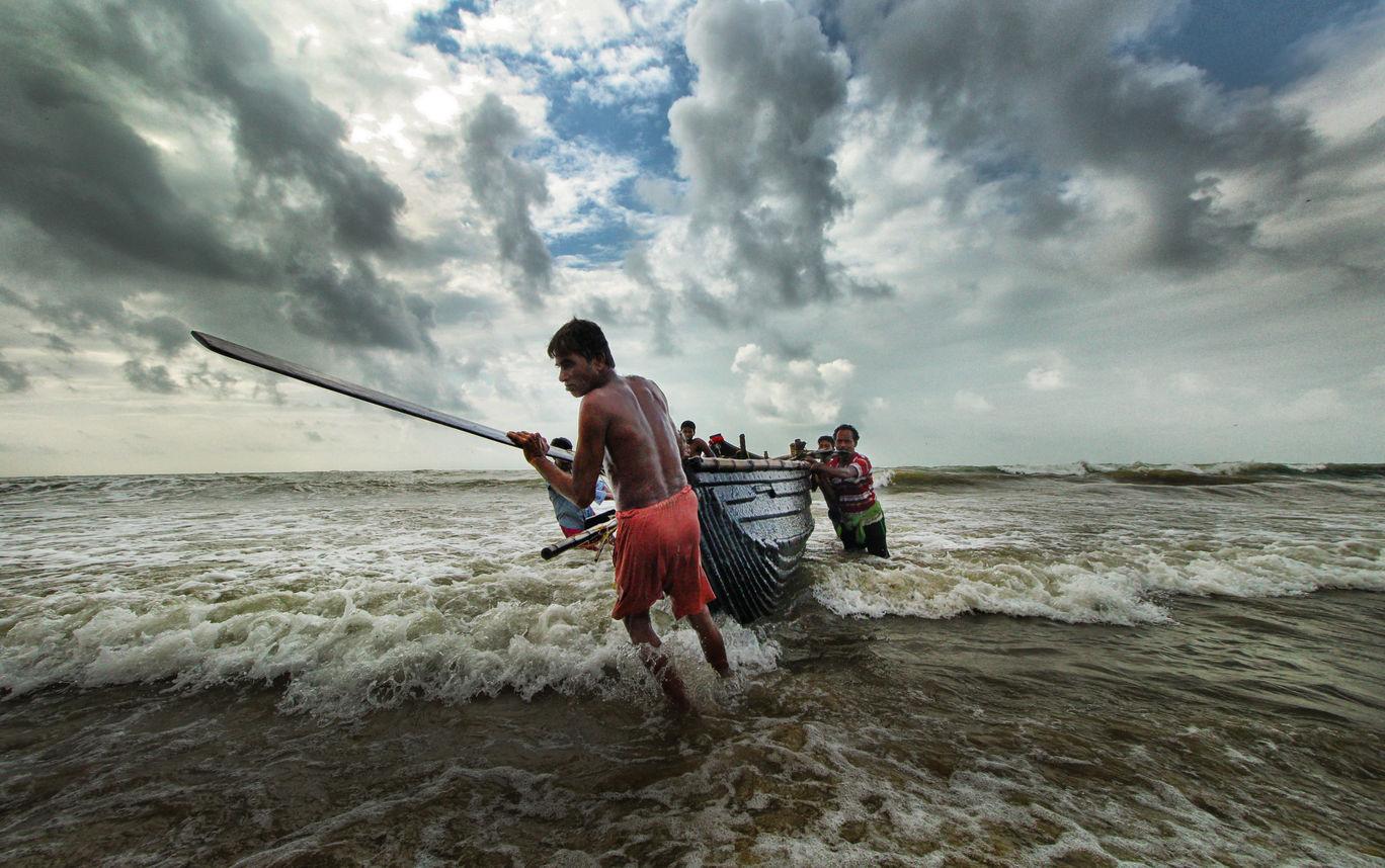 Photo of Talsari Beach By Sudipa Chakraborty