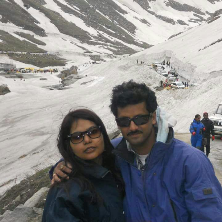 Photo of Rohtang Pass By Shomik Sinha