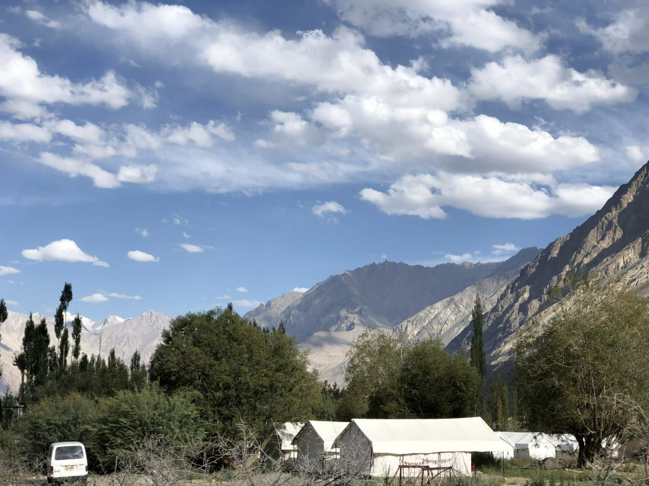 Photo of Nubra Valley By Vaishali Suraj Mehrotra