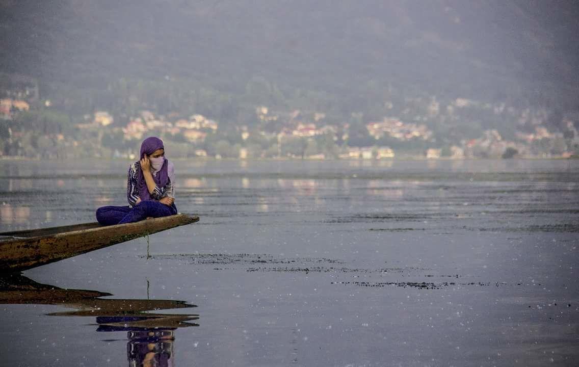 Photo of Dal Lake By Akhil Vijayan