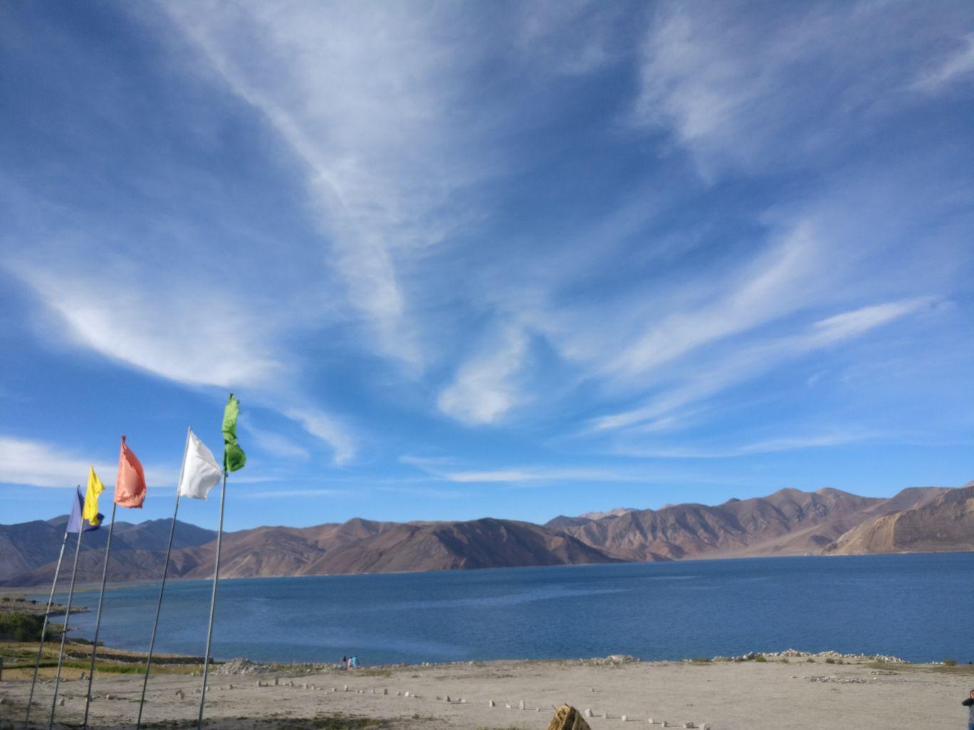 Photo of Pangong Lake View Camp By Bhagyashri Shirsale