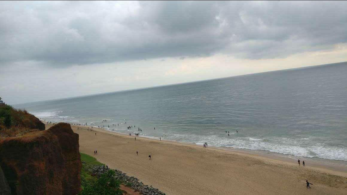 Photo of Varkala Beach By Akshaya Baiju