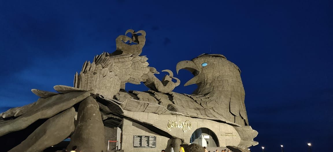 Photo of Jatayu Earth's Center By Akshaya Baiju