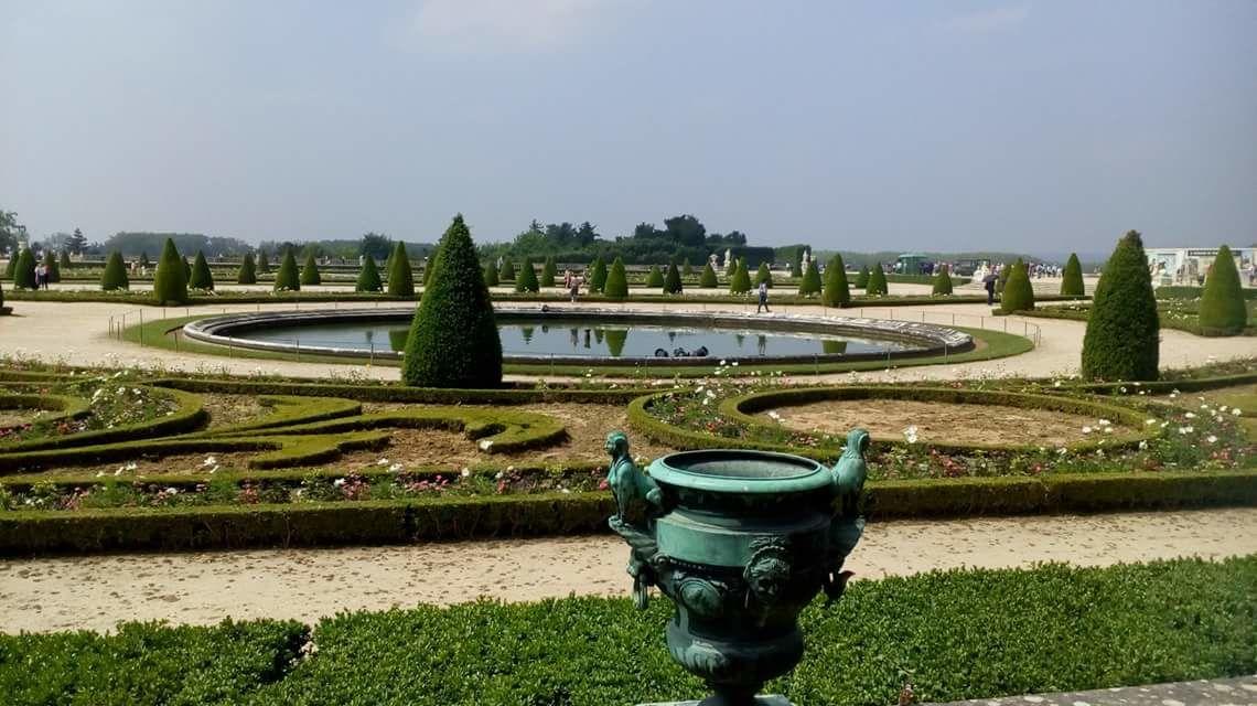 Photo of Palace of Versailles By Radhika Sood