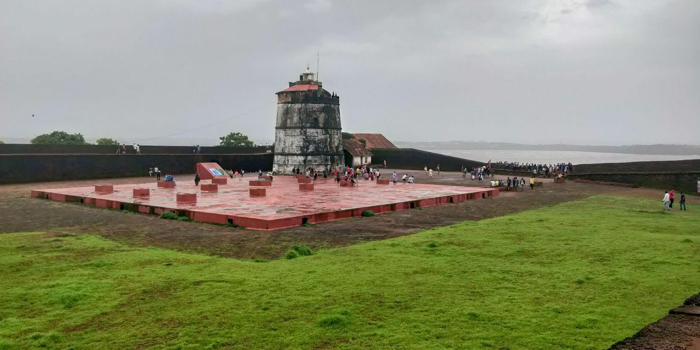 Photo of Aguada Fort Area By Divakar Selvakumar
