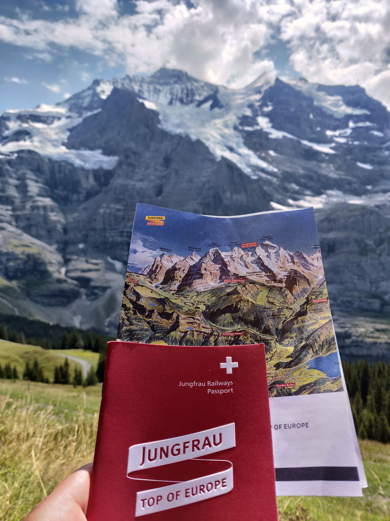 Photo of Jungfrau By ankur goyal