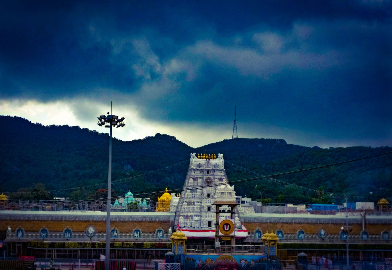 Photo of Tirumala By Sahaj Kumar