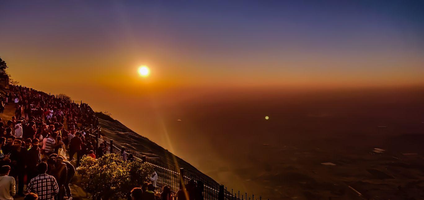 Photo of Nandi Hills By Sahaj Kumar
