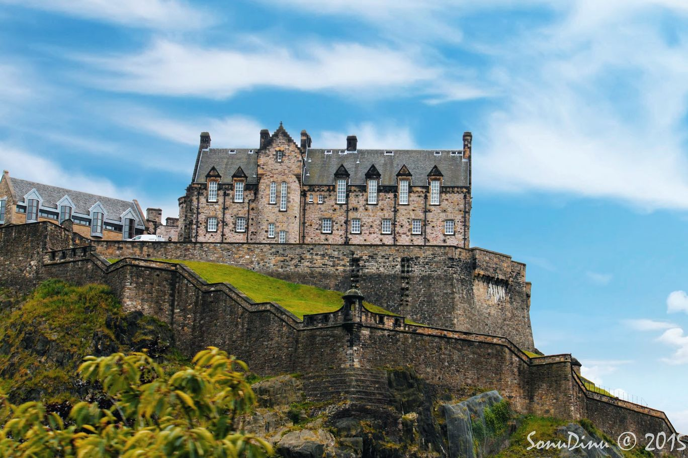 Photo of Edinburgh By Sonal Oswal