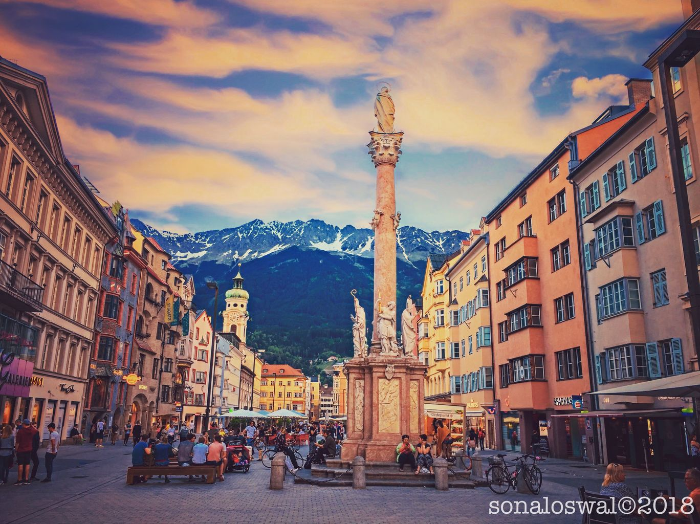 Photo of Innsbruck By Sonal Oswal