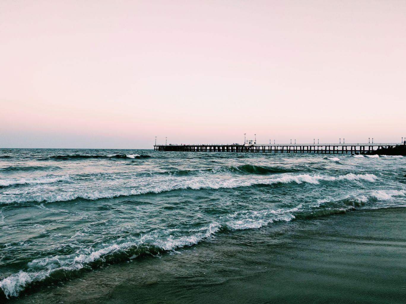 Photo of Rock Beach By Ananya Nandan