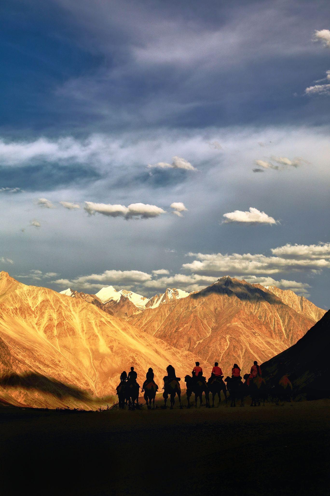 Photo of Nubra Valley By Shahrukh Dawar Khan