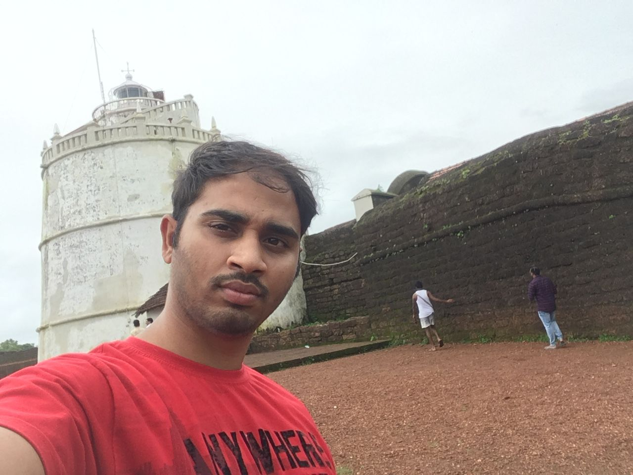 Photo of Aguada Fort By Abhilash Sharma