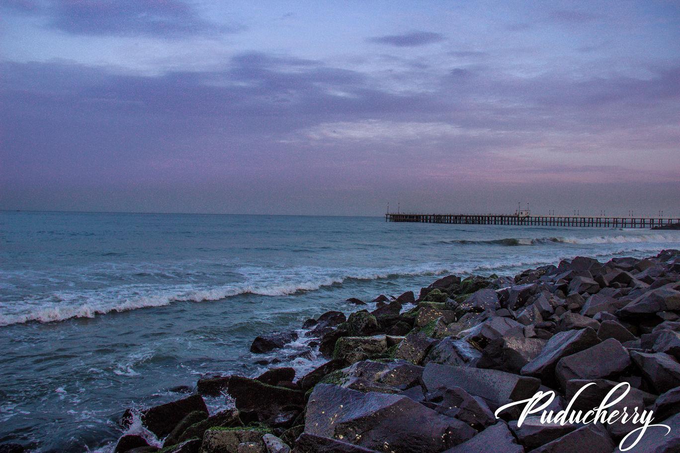 Photo of Pondicherry By Julie Vaidya