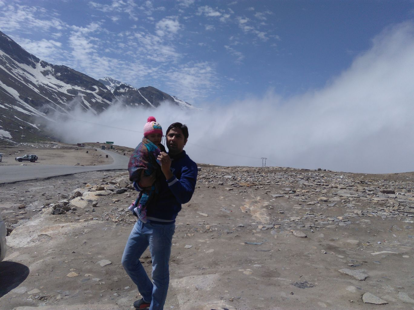 Photo of Rohtang Pass By Priyanka Parashar