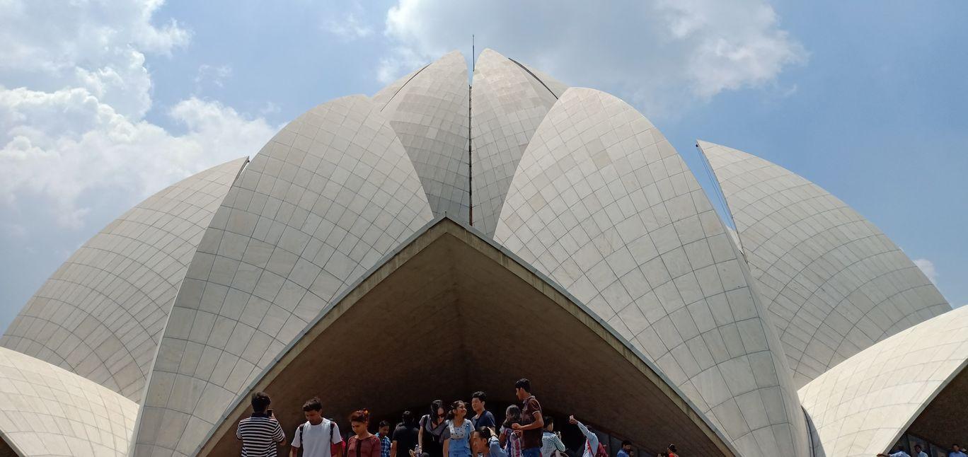 Photo of Lotus Temple By Radhika Khanna