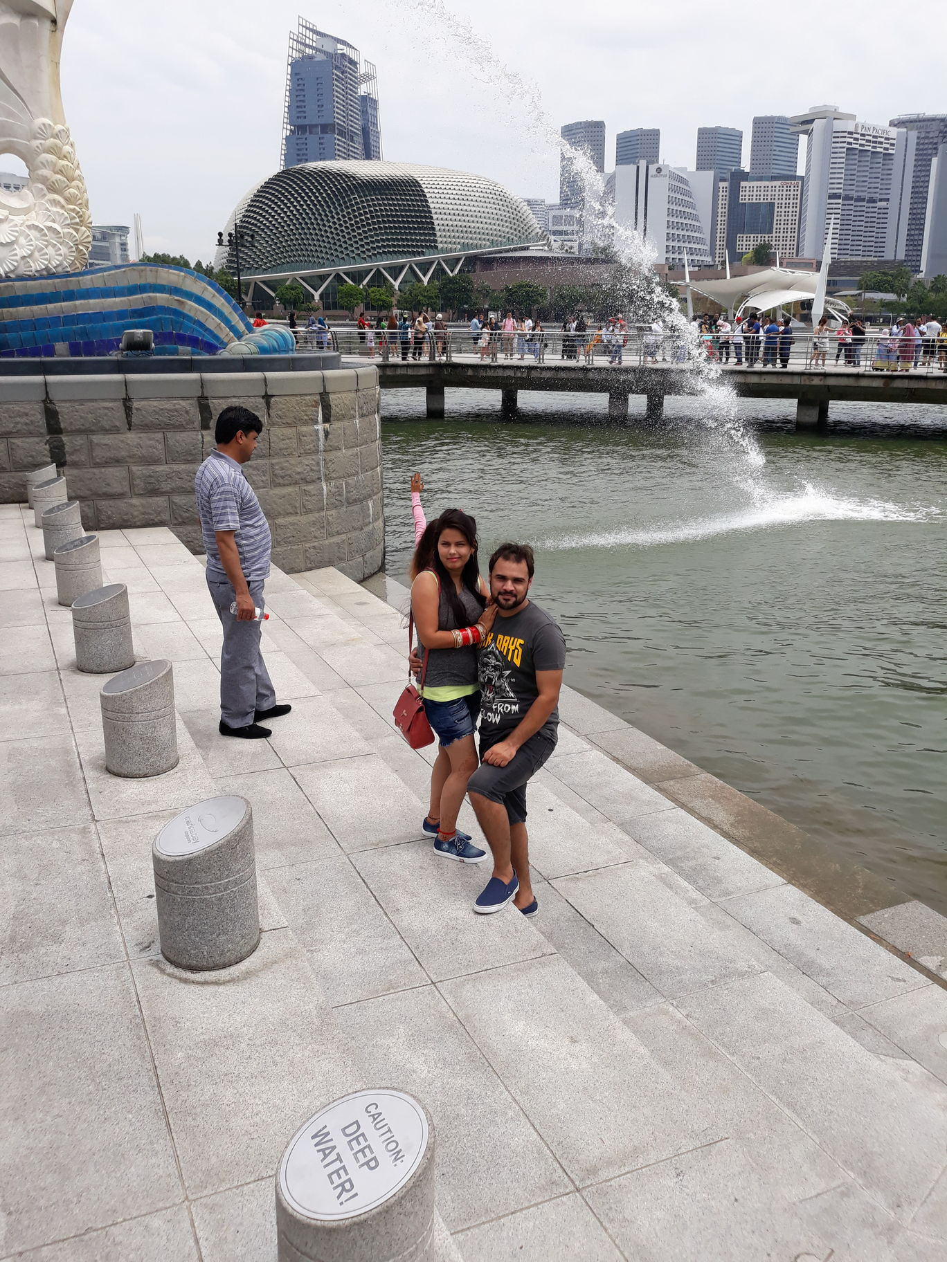 Photo of Singapore By Aditya Sharma