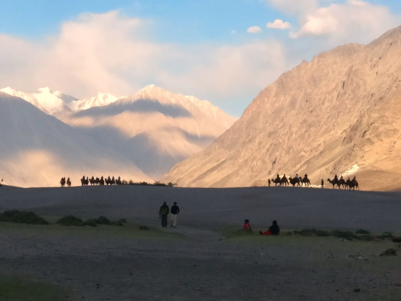 Photo of Nubra Valley By Poornima