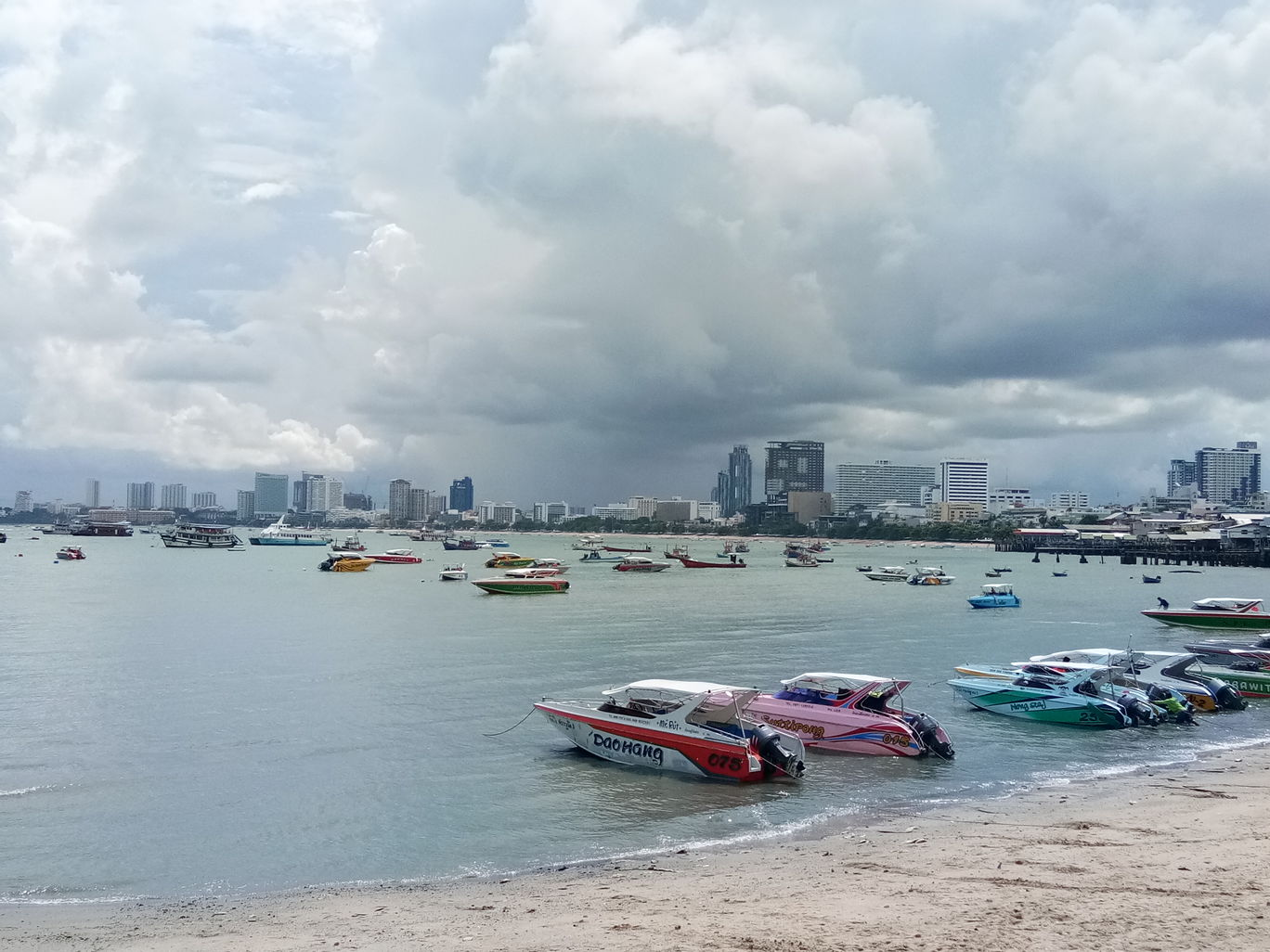 Photo of Pattaya Beach By Divya Rani Singh