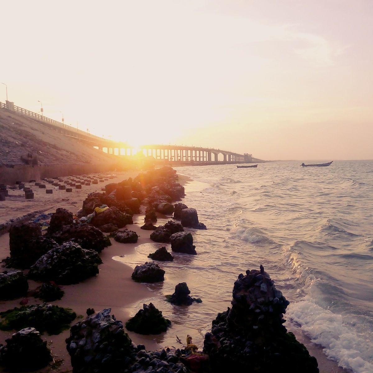 Photo of Pamban Bridge By Md Tanzil