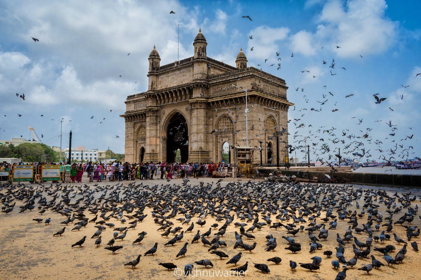 Photo of Gateway Of India Mumbai By Vishnu Warrier