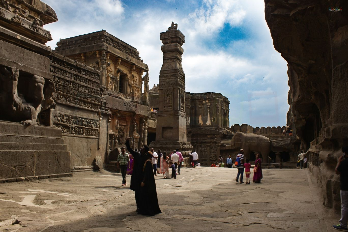 Photo of Kailasa Temple By Sharad Sudrik