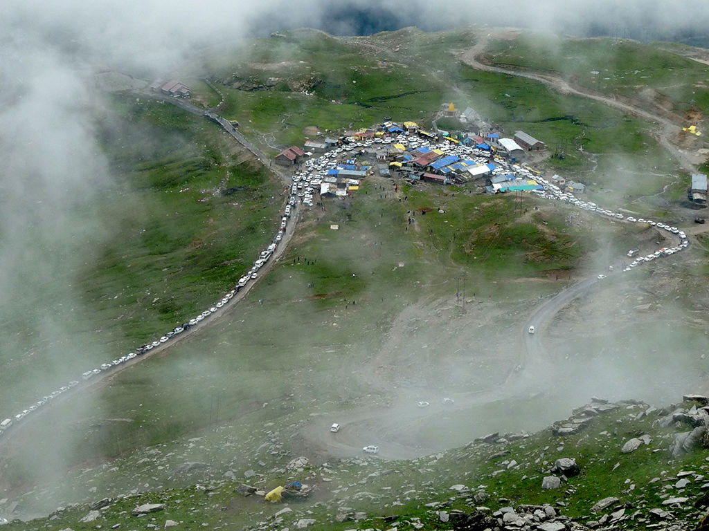 Photo of Rohtang Pass By Sourangshu Gupta