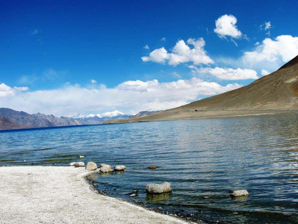 Photo of Pangong Lake By PARAMITA ROY