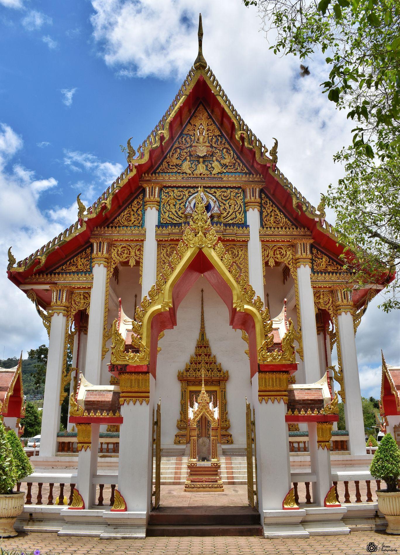 Photo of Wat Chalong Temple By Shounak Chakraborty