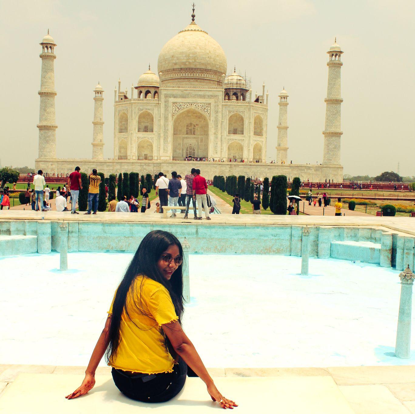 Photo of Agra By Anamika Shakya