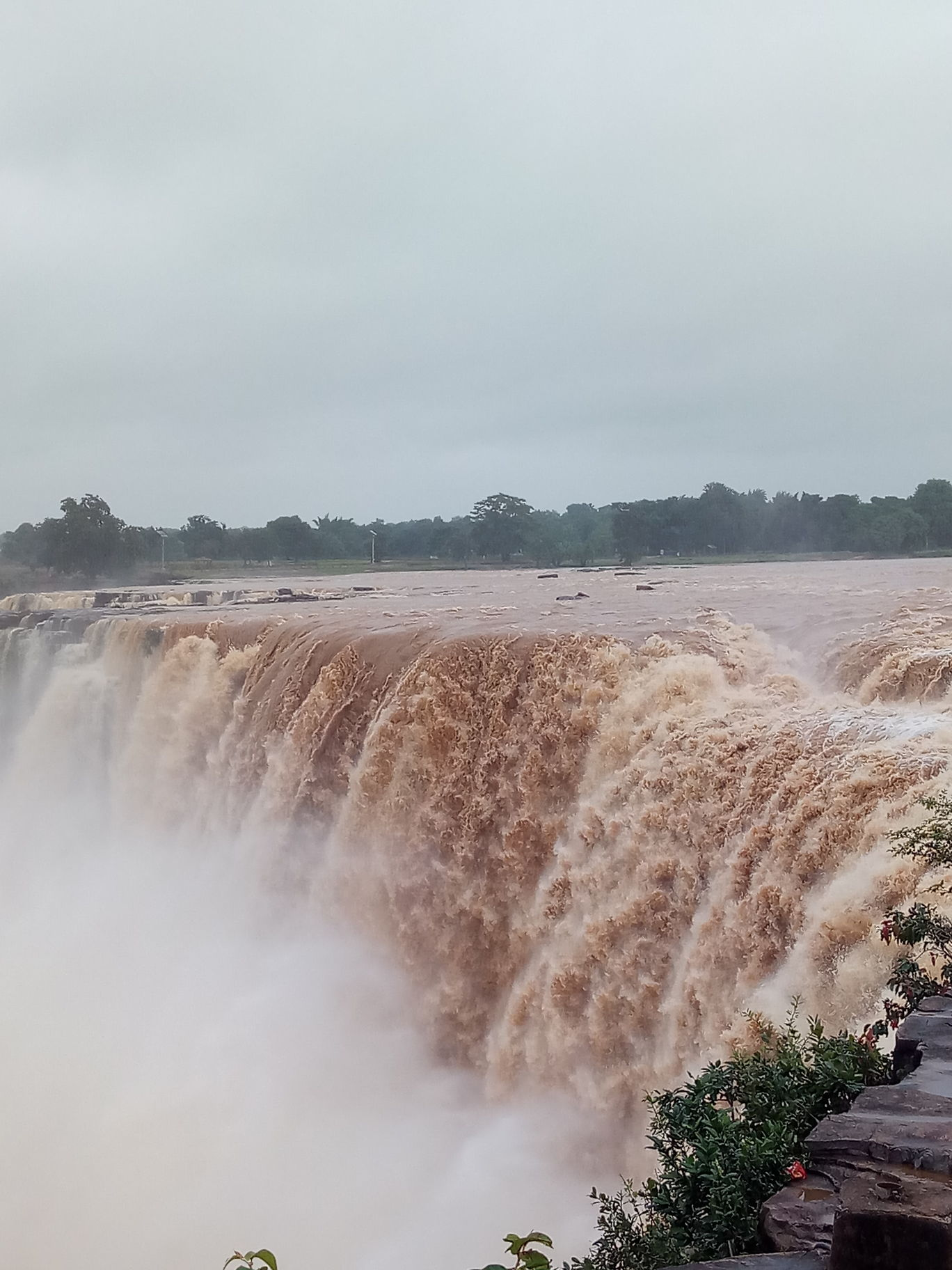 Photo of Chitrakote Falls By Sanya Shree
