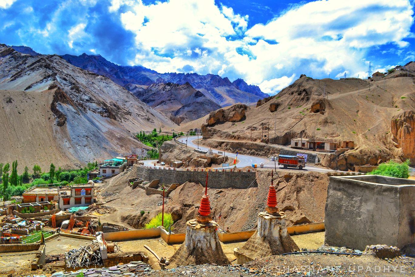 Photo of Leh By Shashank Upadhye