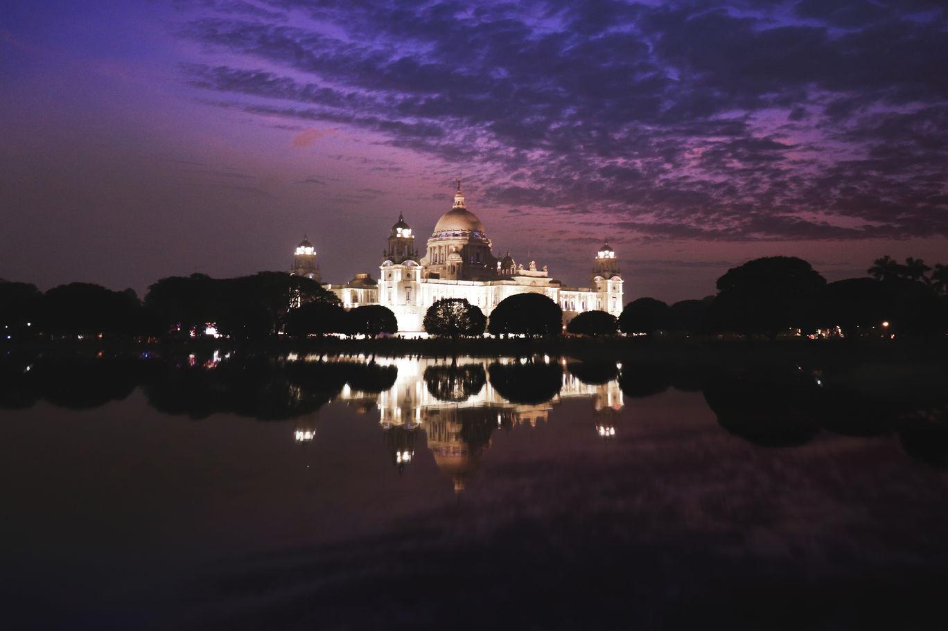 Photo of Victoria Memorial By Shankhadeep Das